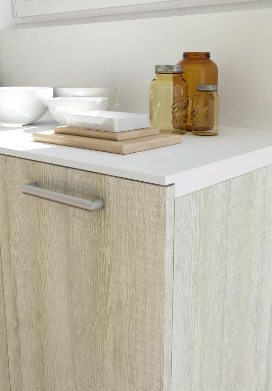 Finsa lanza su colecci n de componentes para cocinas atempo for Muebles de cocina finsa